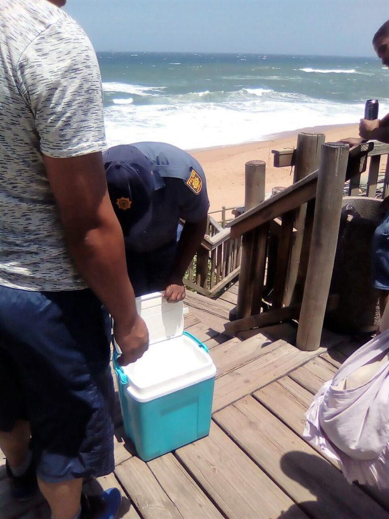 Ballito Beach Safety