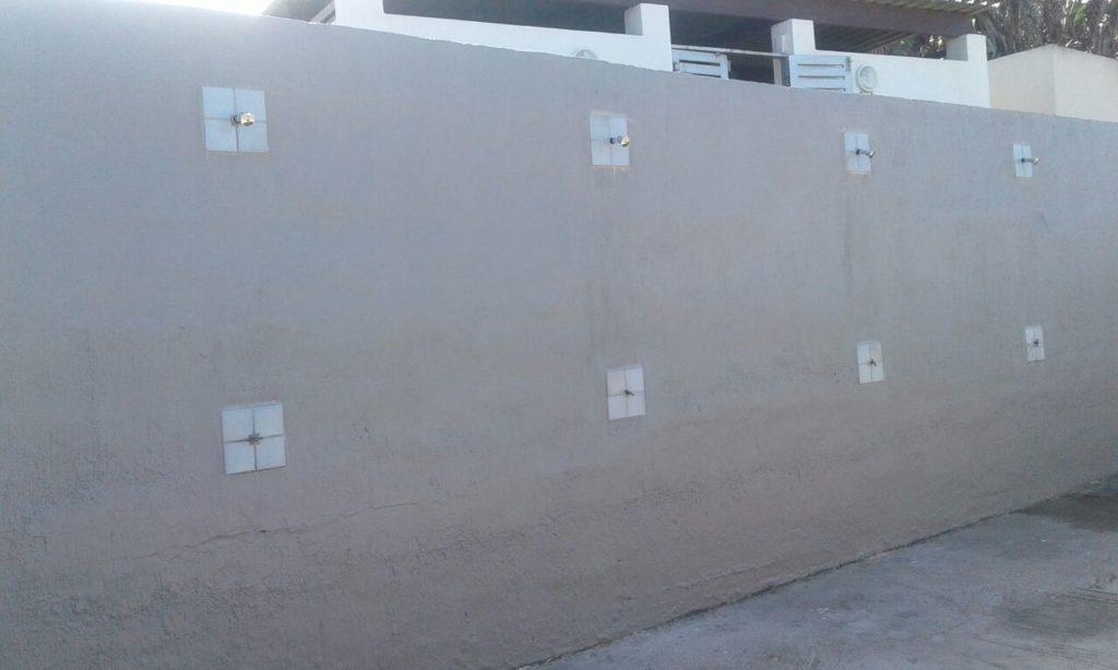 Hawkins Beach Ballito UIP Showers revamped