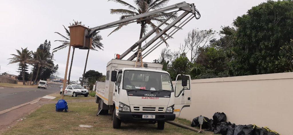 KDM Repairing Lights