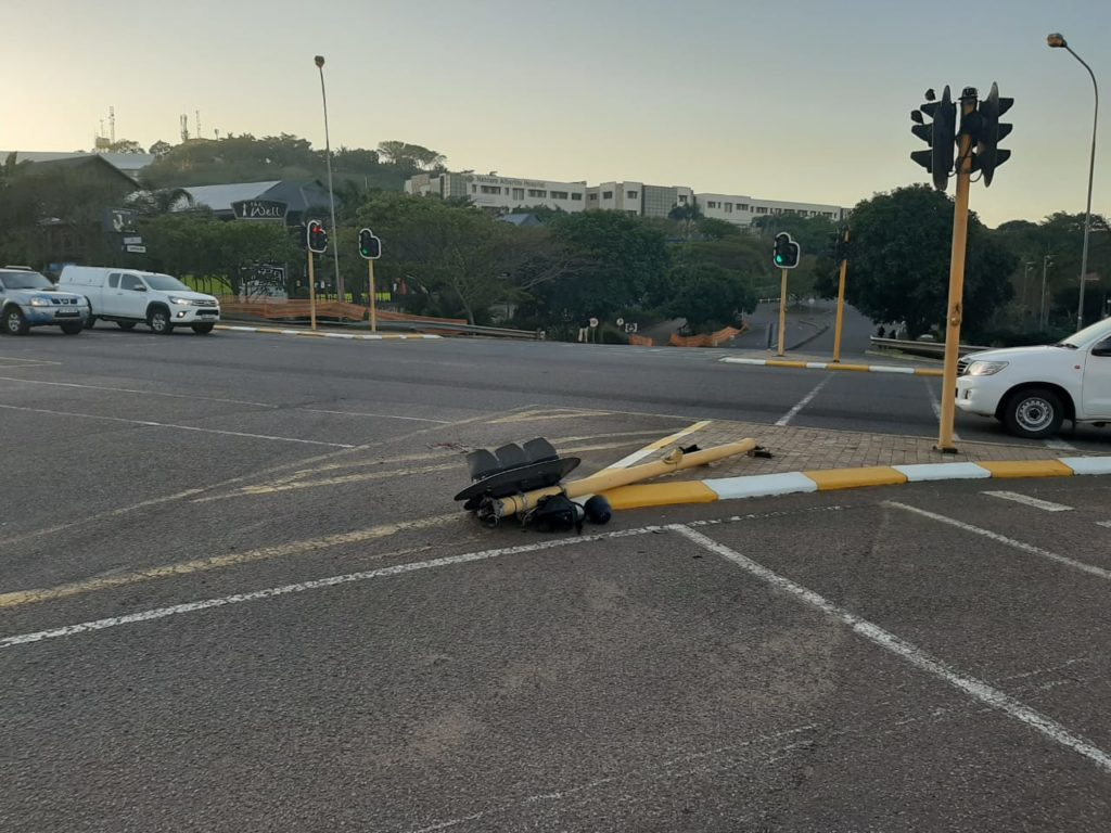Meters And Cables Stolen And Robots Vandalized